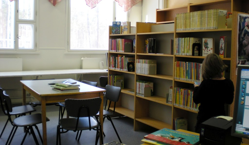 Sastamalan Kirjasto